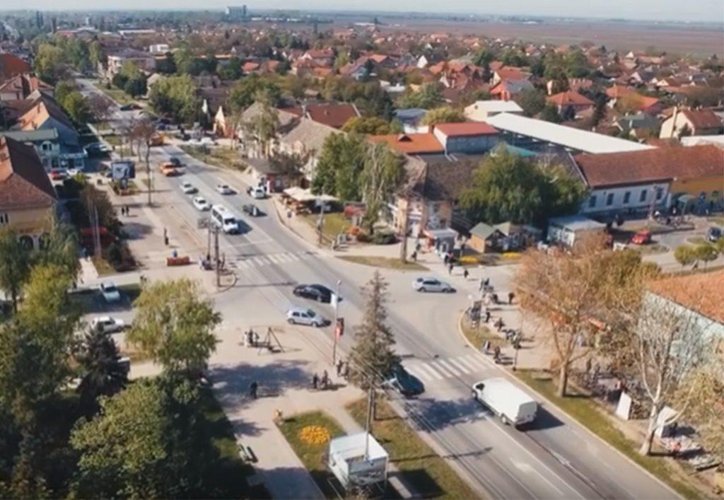 Ovo Je Najduza Ulica U Srbiji Duga Je 12 5 Kilometara I Ima Skoro